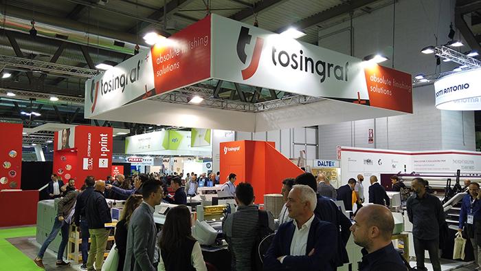 【Caso di collaborazione con un rivenditore】 Tosingraf. Italia