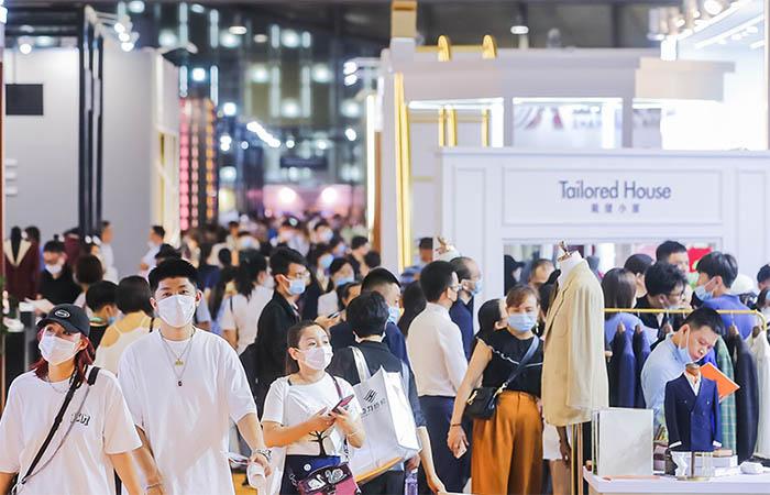 Mostra di abbigliamento su misura di Shanghai