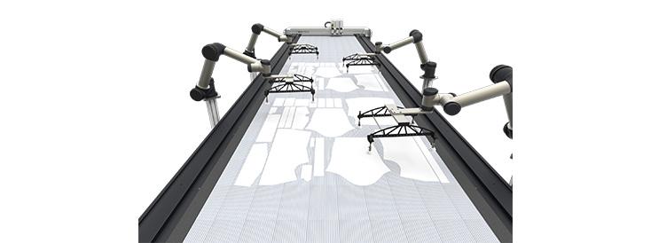 Lancio del sistema tecnologico di controllo del movimento delle apparecchiature di taglio di precisione sviluppato da IECHO