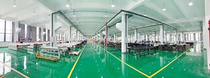 Vengono costruiti un centro di ricerca di 60.000 metri quadrati e una nuova base di produzione e la produzione annua di apparecchiature può raggiungere le 4.000 unità.