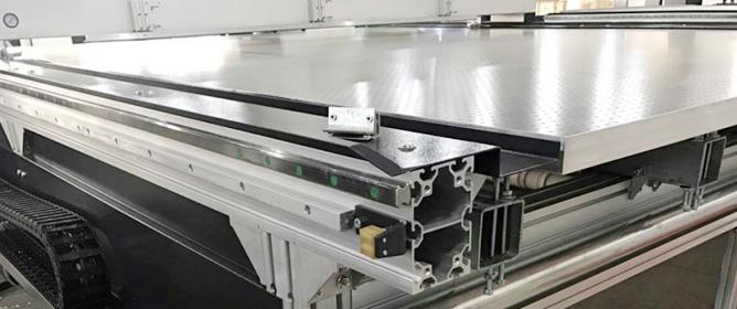 Pannello alveolare in alluminio aeronautico