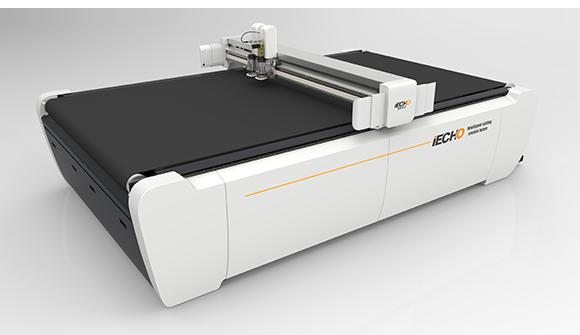 Tagliatrice digitale ad alta velocità BK4
