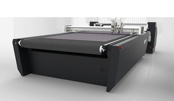 Sistema di taglio digitale ad alta velocità BK2