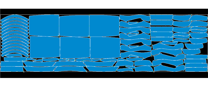 Sistema di nesting superautomatico IECHO