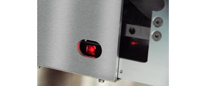 Dispositivo di sicurezza a infrarossi