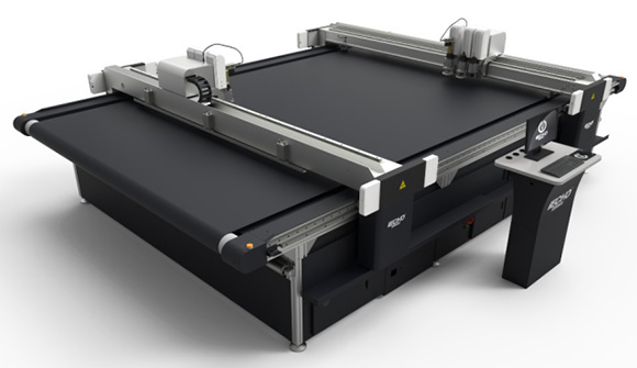 Sistema di taglio per grandi formati TK4S