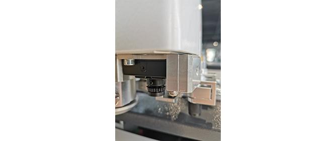 Sistema di registrazione della visione ad alta precisione (CCD)