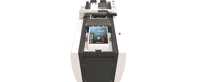 Sistema di caricamento automatico della lamiera