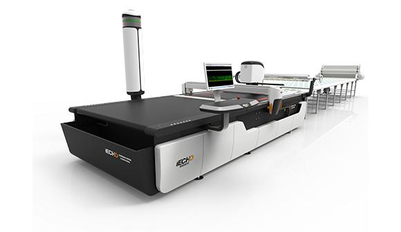 Sistema di taglio automatico multistrato GLS